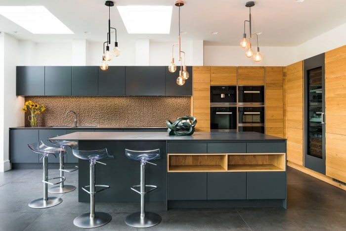 Luxury kitchen design that's perfect for a modern home