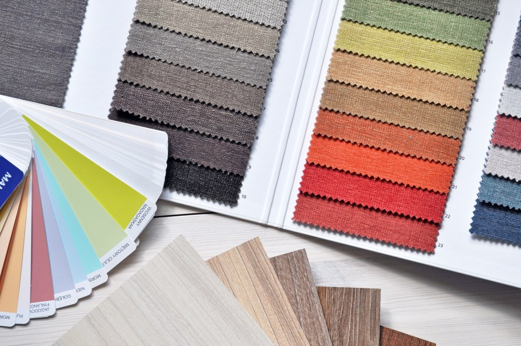 What colour schemes would you choose if you were doing up a renovation property?