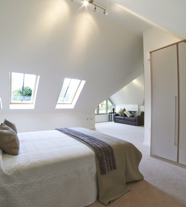 Let The Light In With These Illuminating Loft Conversion Ideas