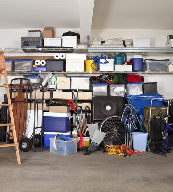 Bright Ideas For Lighting Garage Shelves