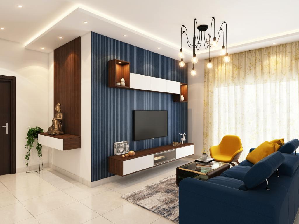 Luxury modern home boasting smart technology gadgets