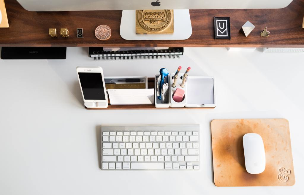 How to organise your home office to increase your productivity