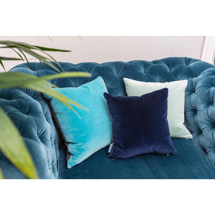 Helen Gilbert velvet cushions Luxe 39