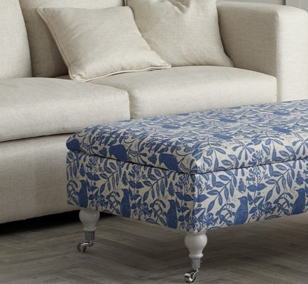 Sitting Pretty: 10 Footstools For Autumn Lounging