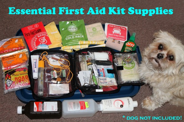 essential first aid kit supplies for camping