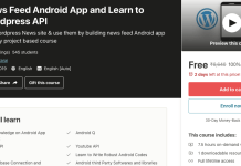 Build News Feed Android App and Learn to write Wordpress API