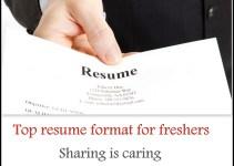cv-and-resume-sample-freshers-resume-formats