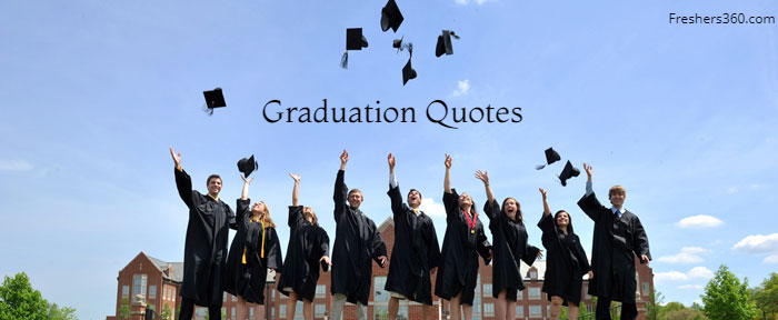 graduation quotes Archives   freshers360 100 Best Graduation Quotes     Inspirational Funny  Greetings  Meme and  Captions