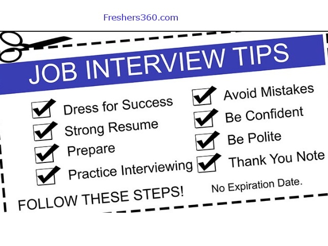 Essential Teen Job Interview Tips 88