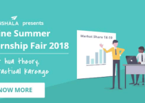 Online Summer Internship Fair 2018