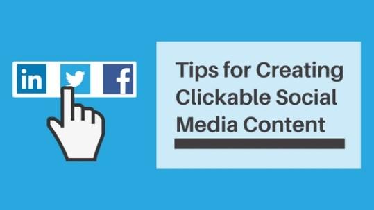 SM_clickable social media content