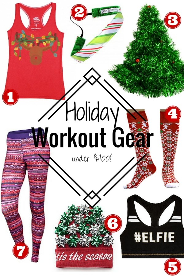 Holiday Workout Gear