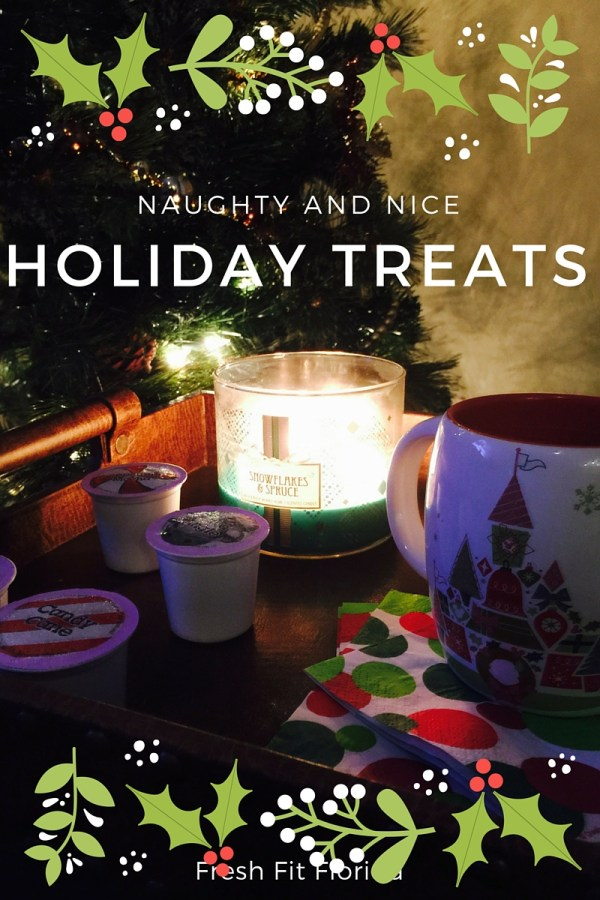 Naughty and Nice Holiday Treats