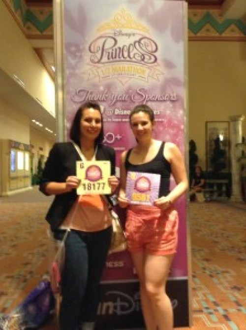 Princess Half Marathon 2013 | Fresh Fit Florida