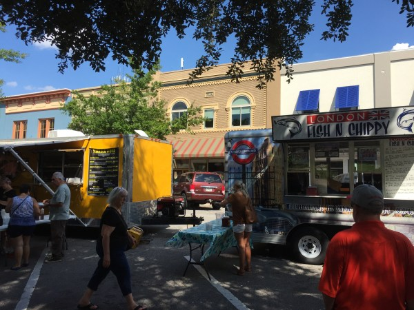 Food Truck Wars | Fresh Fit Florida