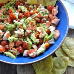 Quick Shrimp Ceviche
