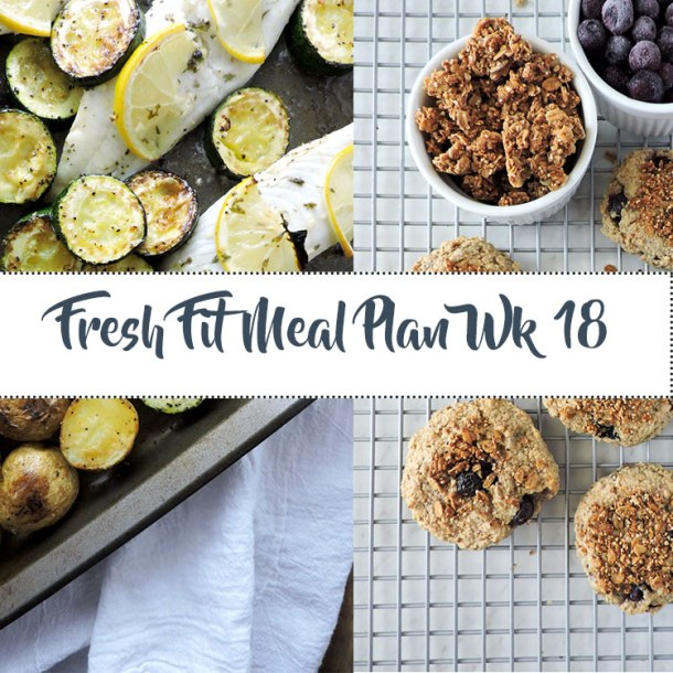 Fresh Fit Meal Plan Guide Week 18