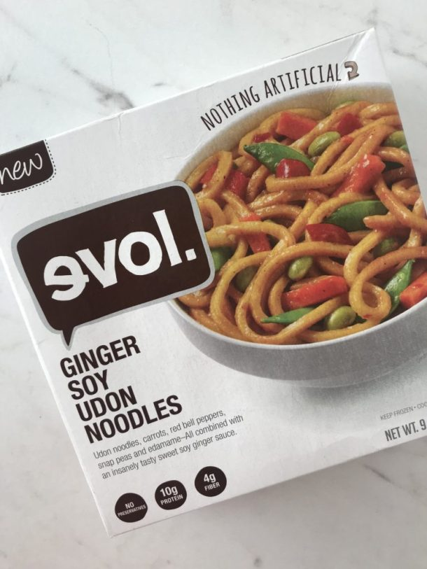 Healthy Frozen Meals Evol