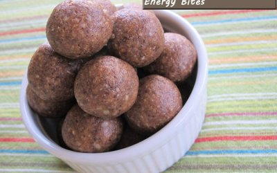 No-Bake Cinnamon-Almond Energy Bites