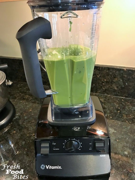 For a kid-friendly green smoothie that is jam-packed with nutrition, try these Beet Green Smoothies. Using mild-flavored beet greens and a couple of dates for sweetness, they taste great and will make you feel even better! Avocado adds healthy fat to help your skin glow and help you feel full for longer, all while making these green smoothies taste super smooth, rich and creamy.