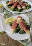 This 5 Ingredient Prosciutto Wrapped Chicken with Broccoli is a sheet pan dinner that will make dinner a cinch and taste great too! You don't need a lot of ingredients to make food taste good. In this recipe, five simple ingredients come together to make an easy weeknight meal that you'll definitely want to add to your regular dinner menu.