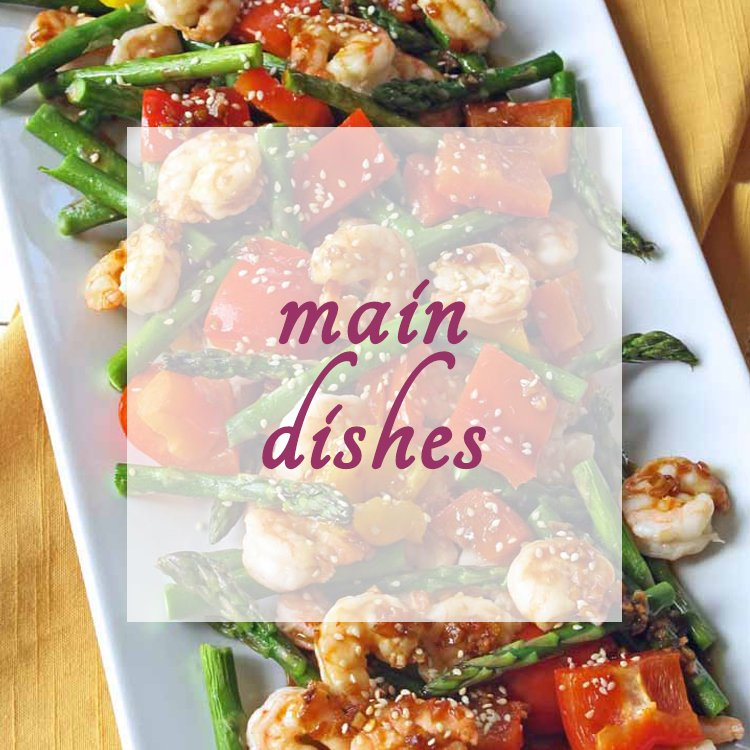 Main Dishes Recipes Fresh Food Bites