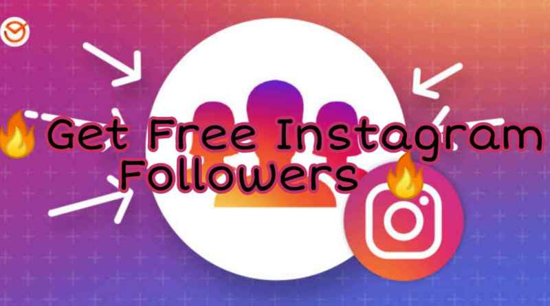 instagram free real followers