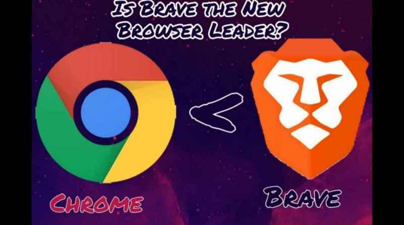 Chrome vs Brave Browser Comparison