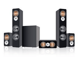 speakers in a smart tv