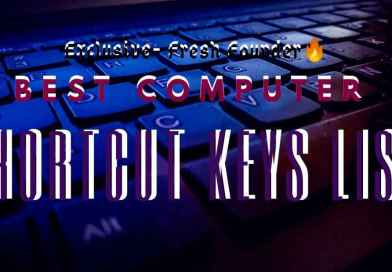 List of Best PC Shortcut Key Combinations on Windows