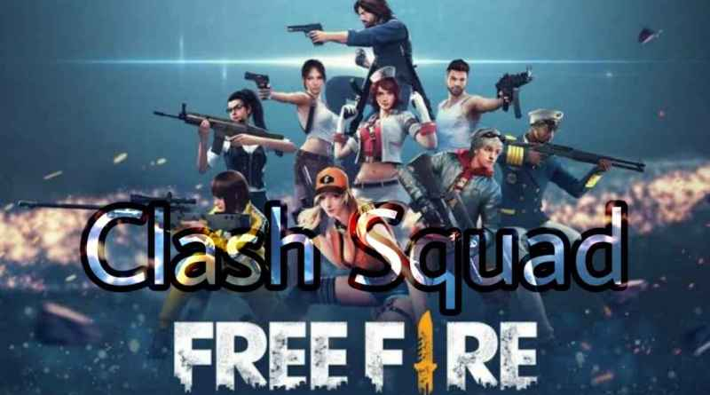 Latest Free Fire Update Brings all new mode Clash Squad