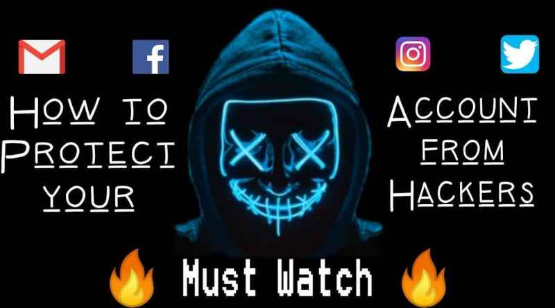 how to secure your social media accounts gmail, facebook, twitter, instagram etc. from hacker top best ways for social security