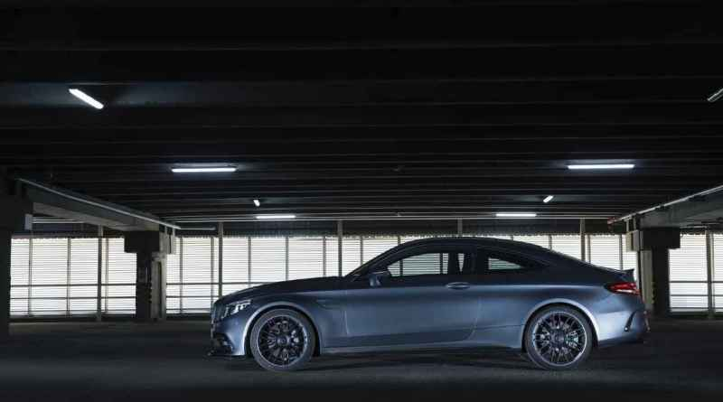 MercedesBenz Launches New AMG C 63 Coupe & GTR Coupe in India