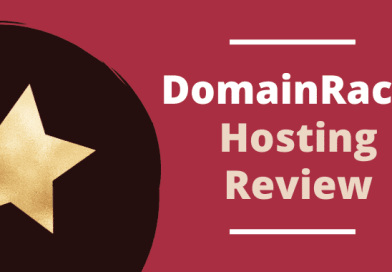 domainracer domain hosting review