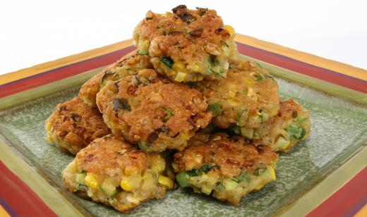 Native Florida Fry Bread (Florida Harvest Vegetable Fritters)