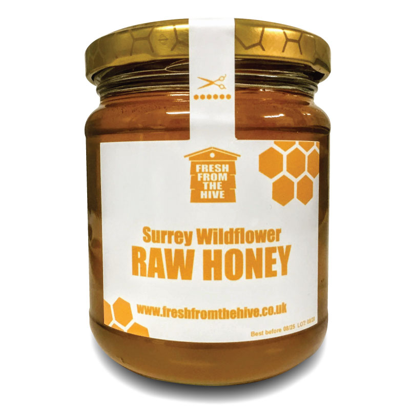 Fresh from the Hive Surrey Raw Honey