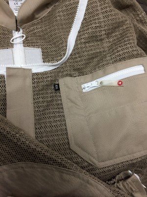 Swienty Breeze practical pocket space
