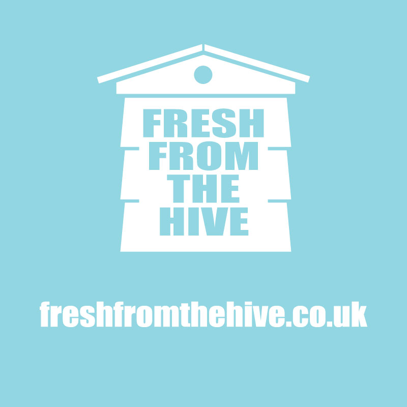 peppermint fresh from the hive logo