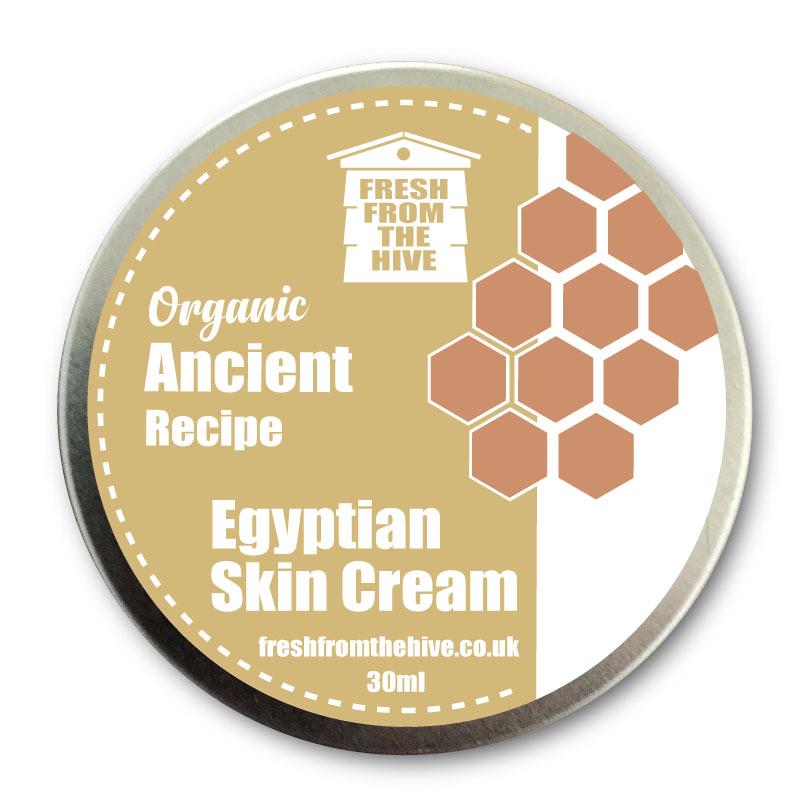 organic Egyptian skin cream
