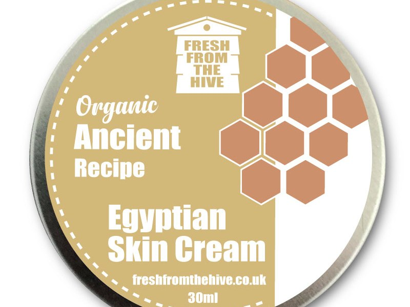 organic Egyptian skin cream