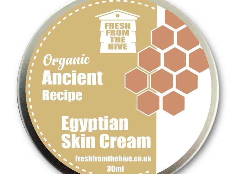 Egyptian skin cream