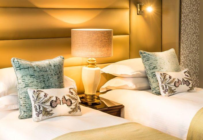 Baileys hotel room interiors
