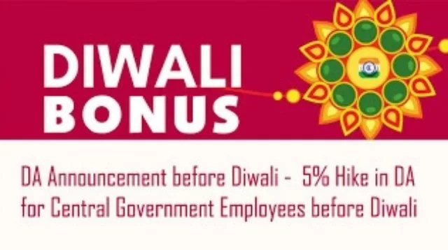 Central Government Increases Employees DA By 5% In India-Telugu Latest Breaking News Today-10/09