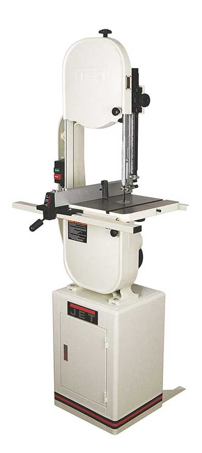 JET JWBS-14DXPRO 14-inch Deluxe Pro Band Saw
