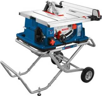 Bosch 4100-10 Table Saw