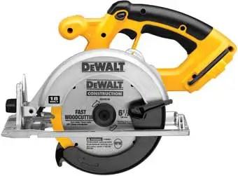 DEWALT DC390B Cordless Circular Saw