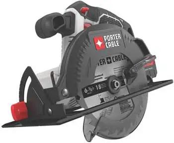 PORTER-CABLE PCC660B Cordless Circular Saw