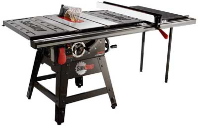 SawStop CNS175-TGP36 1.75Hp Table Saw