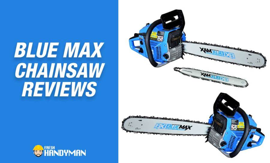 Blue Max Chainsaw Reviews