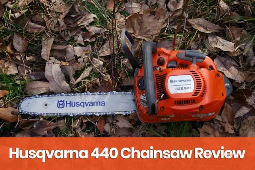 Husqvarna 440 Review